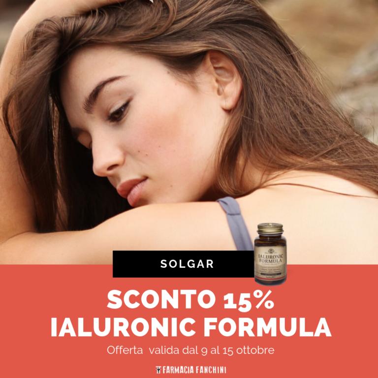 Iluronic Formula Solgar